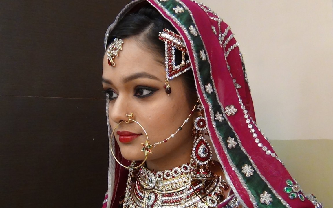 bangladeshi bridal makeup tutorial | beauty and style